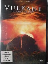 Vulkane - Zeitbomben der Erde - Eyjafjalla in Island - Feuer, Lava, Ausbruch