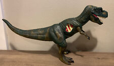JURASSIC PARK YOUNG T-REX JP06 WOUNDED SERIES 2 DINOSAUR FIGURE GREEN