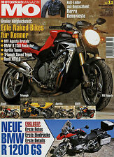 Mo 2003 11/03 bmw r 1200 GS rockster XL 1200 C Sportster Tuono Buell xb 12