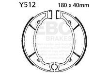 FIT YAMAHA TX/XS 500 B 75>77 EBC Plain Shoe Rear Left