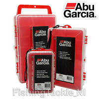 Abu Garcia Double Sided Fishing Tackle Box - Lures, Bits & Bobs Utility Box
