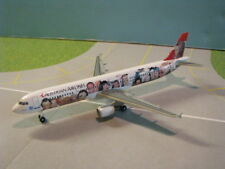 """AUSTRIAN AIRLINES """"1000 YEARS"""" A321 1:400 SCALE DIECAST METAL MODEL"""