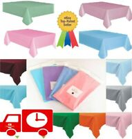 Summer Party Table Cloth Table Cover Outdoor Picnic  Parties Easily Wipe Clean