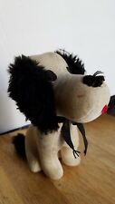VINTAGE 1968 SUTTON IMPORTS N.Y. RARE SNOOPY PLUSH DOG MADE IN JAPAN