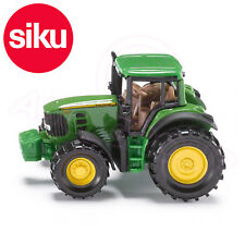 Siku 1009 John Deere 7530 Green Detailed Tractor Scale Model Toy New