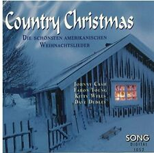 Country Christmas Johnny Cash, Glen Campbell, Connie Smith..  [CD]