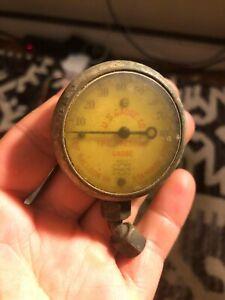 Working Vintage Original Auto Tire Part Antique