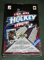 UPPER DECK 1990-91 SERIES 1 NHL HOCKEY Cards FACTORY SEALED Box JAGER Sundin RCs