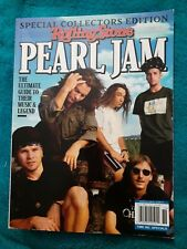 Rolling Stone Special Collector's Edition Pearl Jam, Great Condition
