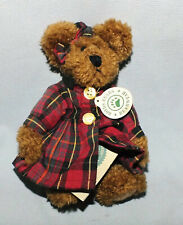 """Boyds Bears """"Betsy"""" Plush Jointed Doll"""