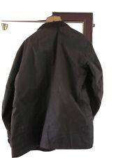 Mens barbour international wax jacket