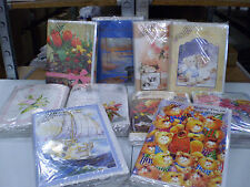 Musical Birthday,Thank You, Anniversary,Thinking of U& Get well Cards lot of 500