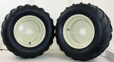 2x (Pair) Kenda K-472 24x12.00-12 Ag Directional Tread 4 Ply Tire on 5 Lug Rim