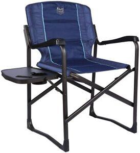 Timber Camping Aluminum Folding Directors Chair