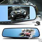 HD 1080P In-Car Rear View Mirror 3.5