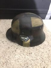Ww1 German Camo Helmet M16 Restores Paint