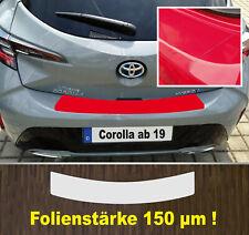 Protezione Vernice Protezione Del Bordo Toyota Corolla Hatchback Ab 2019 150 Μm