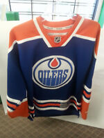(N86623) Reebok Oilers Jersey
