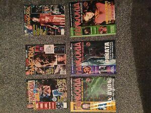 Fangoria magazine Bundle