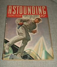 Astounding Science-Fiction for November 1941 with E.E. Smith, Russell , Jameson