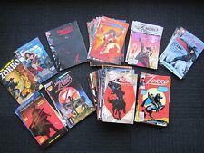 Huge Zorro comic lot w/lots of variants - 1st app. Lady Rawhide