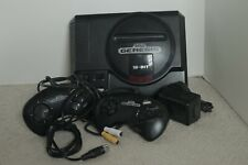 Original SEGA Genesis Mega Drive Console with 2 Controllers and cables (NTSC)