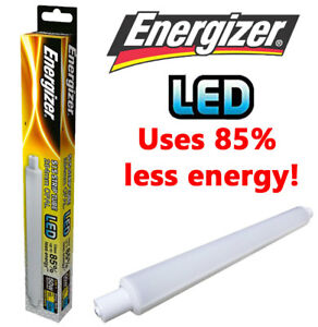 Energizer S15 5.5W 284mm LED Picture Strip Light Cabinet Tube Frosted 60W S9218