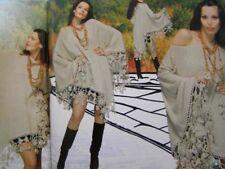 Crochet pattern magazine Duplet Shawl 4 Women Lace Wrap Special issue