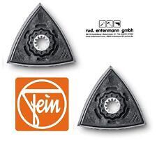 Fein Multimaster Schleifplatten-Set gelocht Starlock 63806136220 vo. 63806136029