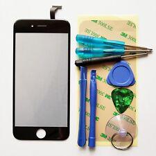 Frontglas für iPhone 6 Digitizer LCD Touchscreen Display Glas schwarz 9 in1 Tool
