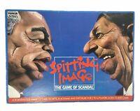 Vintage Spitting Image Board Game of Scandal Parker 1984 - Contents Sealed