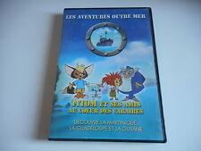 DVD - Les aventures outre mer - TITOM ET SES AMIS au coeur des caraibes