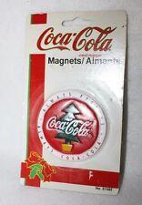 1997 Coca Cola Magnet- Christmas Tree