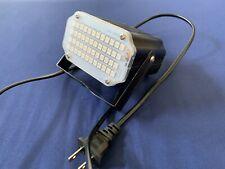 LED Strobe Light 2 Adjustments Party Cord Miuntes