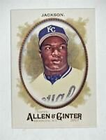 2017 Topps Allen and Ginter #136 Bo Jackson - NM-MT