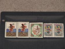 Spain, Barcelona Expo International, 1939, 1950 Stamps