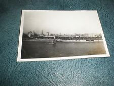 Old photograph of Cairo Egypt c1930s