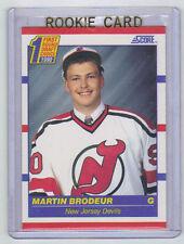 90-91 Score Martin Brodeur Rookie Card RC #439 (American) Mint