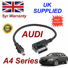 Audi A4 Audio Cable Ami Mmi 4F0051510H Mp3 Phone Mini Usb Cable