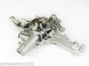 New OAW BE2250 Water Pump for Mercedes-Benz W/o Oil Cooler Connection, 2-Hose