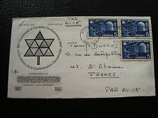 CANADA - enveloppe 1968 (cy72)