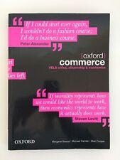 Oxford Commerce: Civics, Citizenship & Economics by Margaret Beazer + CD