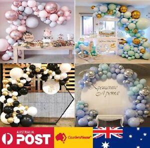 Macaron Balloon Arch Garland Baby Shower Wedding Birthday Party Engagement Decor