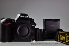 ** Near MINT ** NIKON D750 24.3MP Digital Camera Body Shutter Count 15948