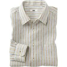 Uniqlo Linen Clothing for Men