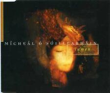 MICHAEL O SUILLEABHAIN lumen (CD, single) new age, jazz-rock, folk, very good,