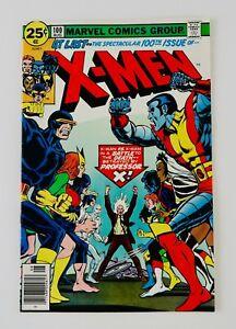 X-Men #100 New Vs. Old High Grade Bronze Grail Key 1976 Uncanny Xmen No Reserve!
