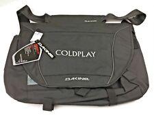 Dakine Coldplay Street Series Messenger Bag Large w/ Shoulder Strap Black