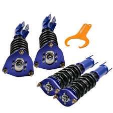 Coilover Coilovers Kit for Mitsubishi Lancer EVO 7 8 9 CT9A Adjustable Height