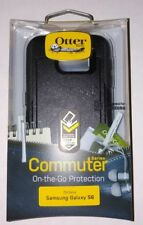 OtterBox Commuter Series for Samsung Galaxy S6 - Black - Brand New Authentic